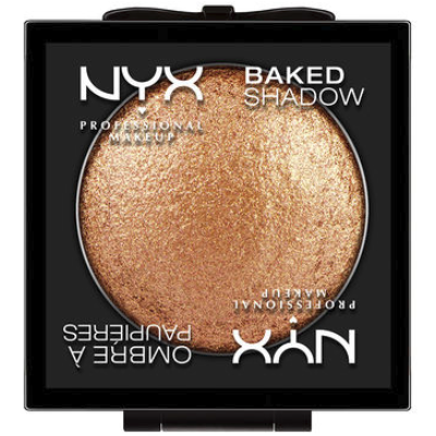 NYX Baked Shadow (BSH) lady Moss Beauty