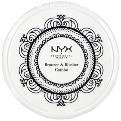NYX Bronzer & Blusher Combo (BBC) Lady Moss Beauty