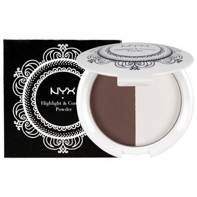 NYX Highlight & Contour Powder (HCP01) Lady Moss Beauty