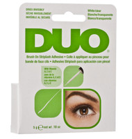 Duo Brush-On Clear Adhesive With Vitamins 5g (56812) Lady Moss Beauty