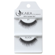 Kara Beauty 001 Human Hair Eyelashes