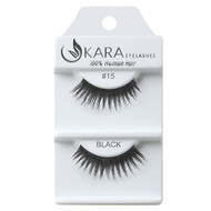 Kara Beauty 015 Human Hair Eyelashes