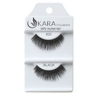 Kara Beauty 020 Human Hair Eyelashes