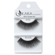 Kara Beauty 100 Human Hair Eyelashes