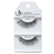 Kara Beauty 107 Human Hair Eyelashes