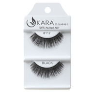 Kara Beauty 117 Human Hair Eyelashes