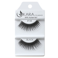 Kara Beauty 138 Human Hair Eyelashes