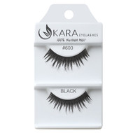 Kara Beauty 600 Human Hair Eyelashes