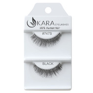 Kara Beauty 747S Human Hair Eyelashes