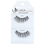 Kara Beauty 043 Human Hair Eyelashes