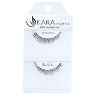Kara Beauty 747XS Human Hair Eyelashes