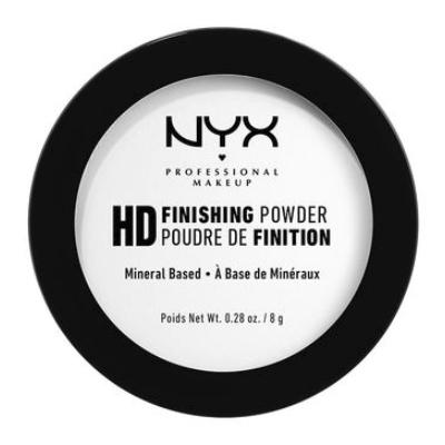 NYX HD Finishing Powder (HDFP) Lady Moss Beauty