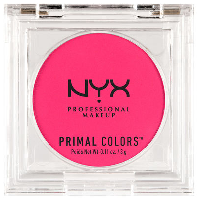 NYX Primal Colors (PC) ladymoss.com
