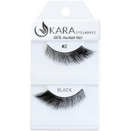Kara Beauty 002 Human Hair Eyelashes