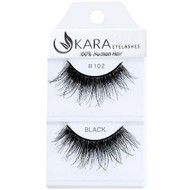 Kara Beauty 102 Human Hair Eyelashes