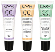 NYX Color Correcting Cream