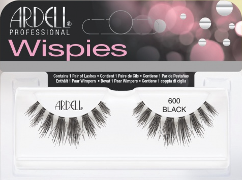 39aa2daf813 Ardell Wispies Clusters 600 (52608) False Eyelashes Lady Moss Beauty