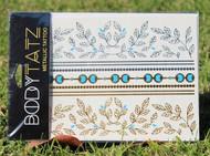 Body Tatz Metallic Tattoo - BT012