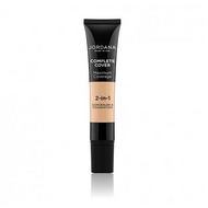 Jordana Complete Cover 2-In-1 Concealer & Foundation CCF Picture Image Swatch