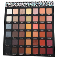 Violet Voss Cosmetics Ride Or Die Eye Shadow Palette Image Picture Swatch