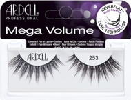 Ardell Professional Pro Mega Volume 253 3D Lashes Image Picture