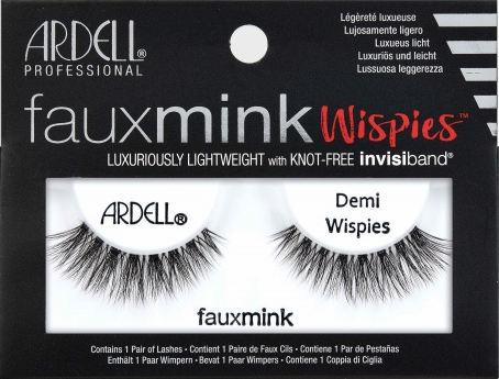 c932a0532a9 Ardell Faux Mink Demi Wispies (66767) False Eyelashes Lady Moss Beauty