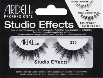 850e621202f Ardell Professional SFX Studio Effects 230 False Lashes Image Picture