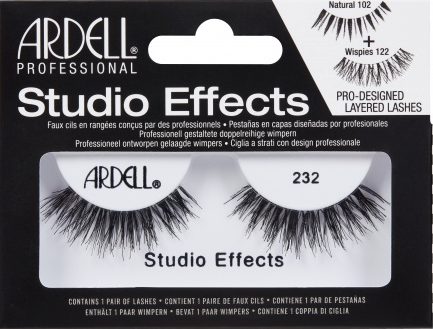 61cc219b871 Ardell Professional SFX Studio Effects 232 False Lashes Image Picture