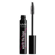 NYX Worth The Hype Volumizing & Lengthening Waterproof Mascara (WTHWM01) ladymoss.com
