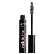 NYX Worth The Hype Volumizing & Lengthening Waterproof Mascara (WTHWM01) ladymoss.com
