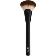 NYX Pro Fan Brush (PROB06) ladymoss.com lady moss beauty