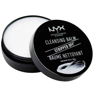 NYX Stripped Off Cleansing Balm (SOC02) ladymoss.com lady moss beauty