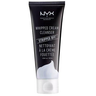 NYX Stripped Off Whipped Cream Cleanser (SOC05) ladymoss.com lady moss beauty