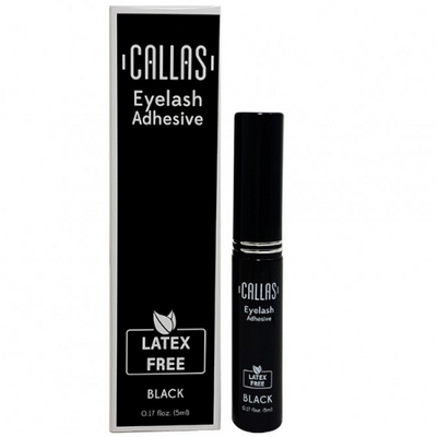 Callas Eyelash Adhesive Latex Free (Black) sku 54043 ladymoss.com lady moss beauty