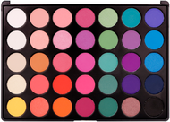 Kara Beauty ES02 - Professional Eyeshadow Palette