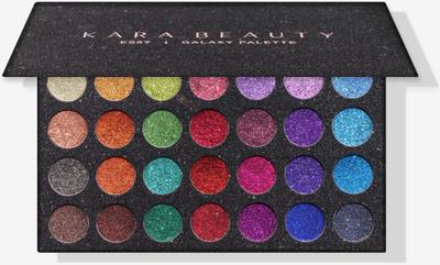 ES67 GALAXY Glitter Eyeshadow Palette (ES67) ladymoss.com