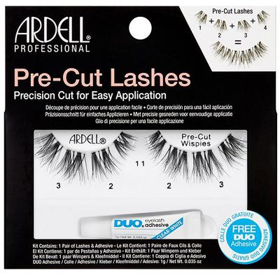 Ardell Pre-Cut Wispies (67463) ladymoss.com