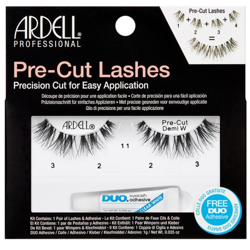 273d8713772 Shop Ardell Pre-Cut Demi Wispies False Eyelashes at LadyMoss.com