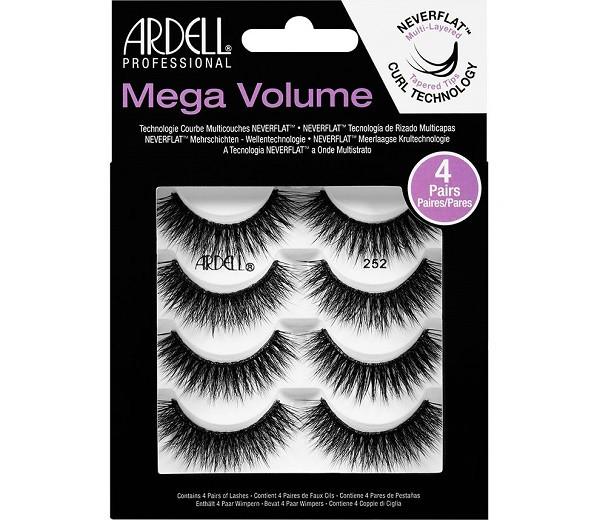 22fa0648e7b Ardell Mega Volume 252 - 4 Pack (67889) ladymoss.com