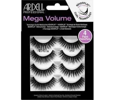 Ardell Mega Volume 252 - 4 Pack (67889) ladymoss.com