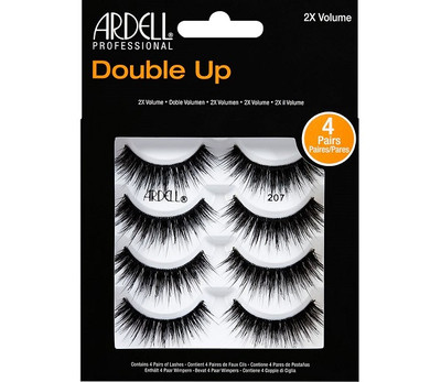 Ardell Double Up 207 - 4 Pack (67890) ladymoss.com