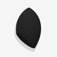 Kara Beauty Black Slanted Edge Makeup Sponge ladymoss.com