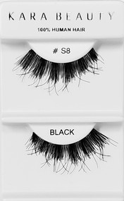 Kara Beauty S8 Human Hair Eyelashes