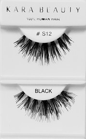 Kara Beauty S12 Human Hair Eyelashes