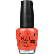 OPI Nail Lacquer - Oranges nail polish lacquer ladymoss.com