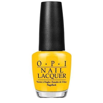 OPI Nail Lacquer - Yellows polish ladymoss.com