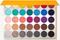 Kara Beauty PRO 8 Dusk To Dawn Shadow Palette (PRO7) ladymoss.com