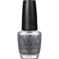 OPI Nail Lacquer - Metallic And Grays ladymoss.com