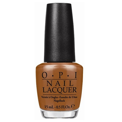 OPI Nail Lacquer - Browns ladymoss.com