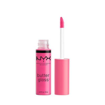 NYX Butter Gloss - Strawberry Parfait (BLG) ladymoss.com